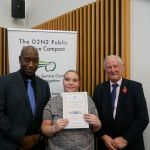 An apprentice Education Support Worker at Derby College Group has been recognise…