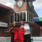 Mark Clifford is named as new head coach at Ilkeston Town FC….