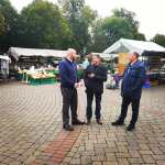 Radio Derby visits Ilkeston Market….