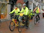 The BBC's Children in Need Rickshaw Challenge is coming through Ilkeston tomorro...