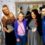 Two local award winning make up artists paid a visit to Ladywood Care Home in Ki…