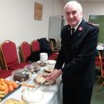 Major David Ludditt, last officer at Ilkeston Salvation Army before it closed fo…