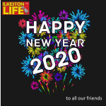 Good wishes for the New Year....