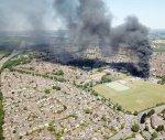 Fire at school in Long Eaton....