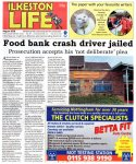 The August edition of Ilkeston Life is out now....