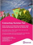 Cotmanhay Summer Fair is on this month....
