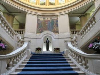 History 1 visit to Nottingham Council House & Malt Cross