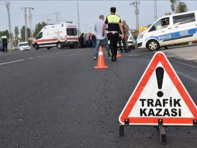 trafik kazasında ilk yardım