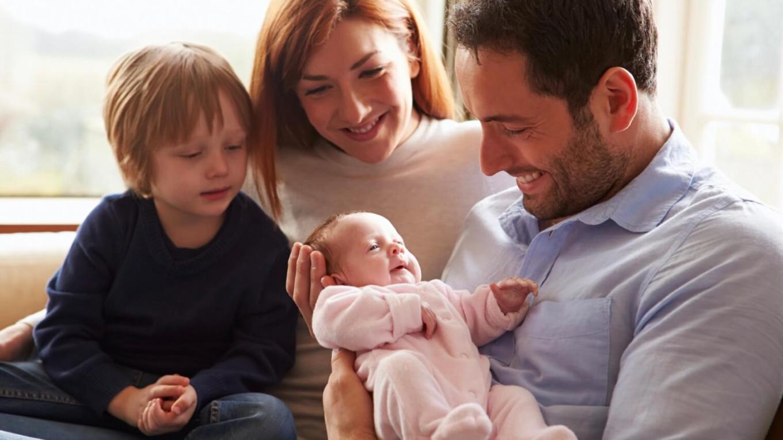 bebekli aileler