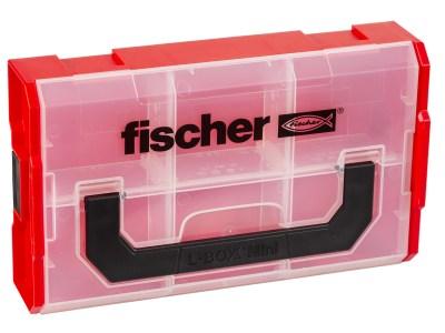 Die FixTainer-Box ist mit Tragegriff und transparentem Deckel ausgestattet. Sie kann fest mit weiteren Boxen verbunden und damit gestapelt...