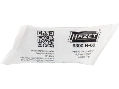 Das HAZET 9300N-60 Hochleistungs-Fett eignet sich für die Verwendung in Schlagschraubern mit Doppelhammer-Schlagwerken, Spindeln von...