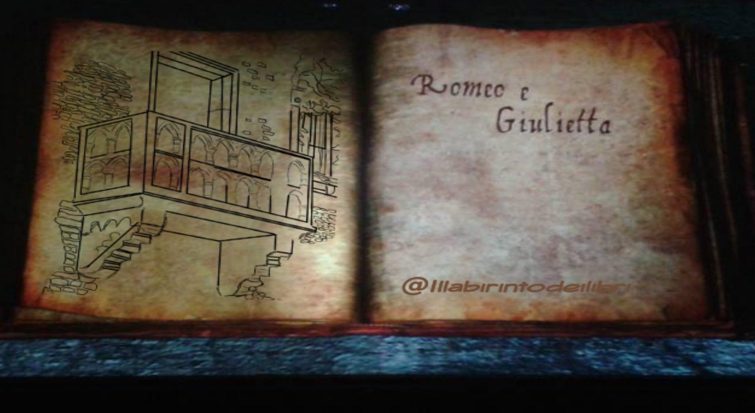 Romeo & Giulietta:      L'origine di una tragedia immortale.