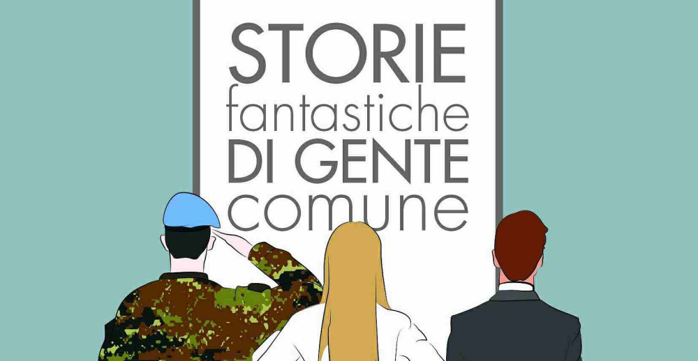 Recensione libro:Storie fantastiche di gente comune.