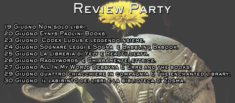 "Review Party ""La grazia dei re"" di Ken Liu"