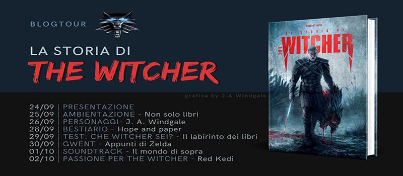 La storia di The Witcher come non l'avete mai letta