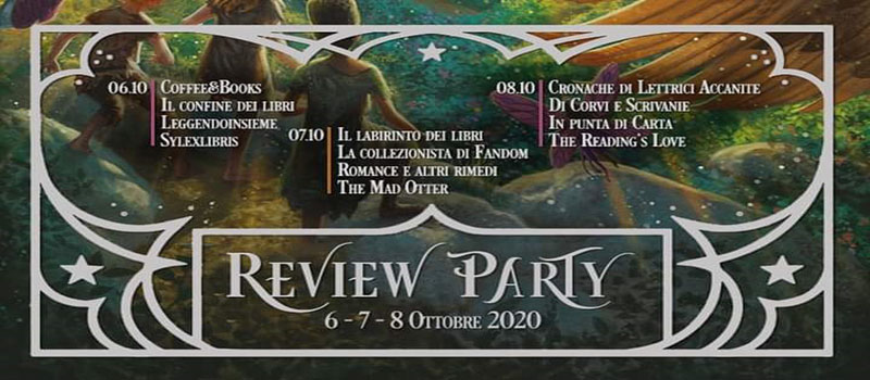 "Review party "" Una storia di magia"" di Chris Colfer"