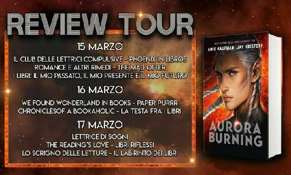 "Review PARTY ""AURORA BURNING"""