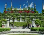 To Giustina and the Borromean Gardens goes the Award of the Royal Horticultural Society 2014