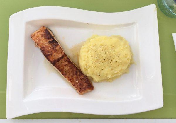 לאכול נקי ובריא- דג סלמון
