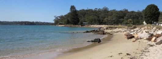 Bonnie Vale Beach courtesy Sutherland Shire Council