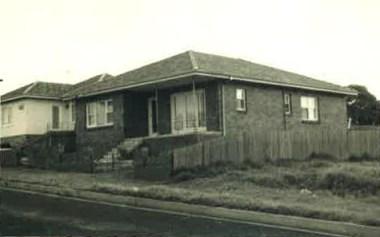 Nella's childhood home
