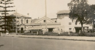 Lang's Paddock, cnr Crown and Kembla Sts, Annex and Civic Theatre1