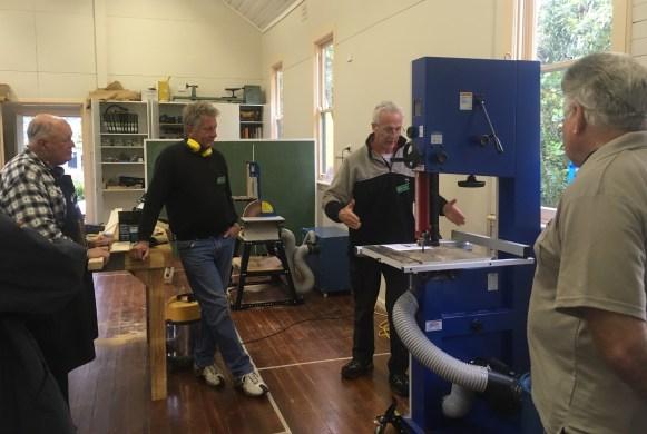Bandsaw Standard Operating Procedure Training
