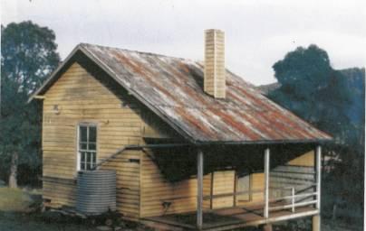 Cordeaux River Schoolhouse