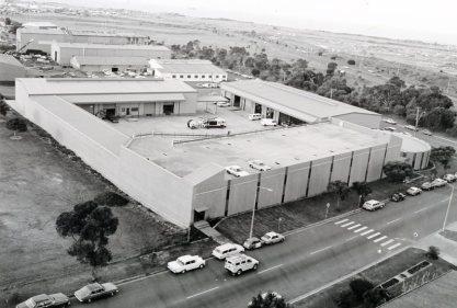 Illawarra County Council Depot, Coniston. P21538