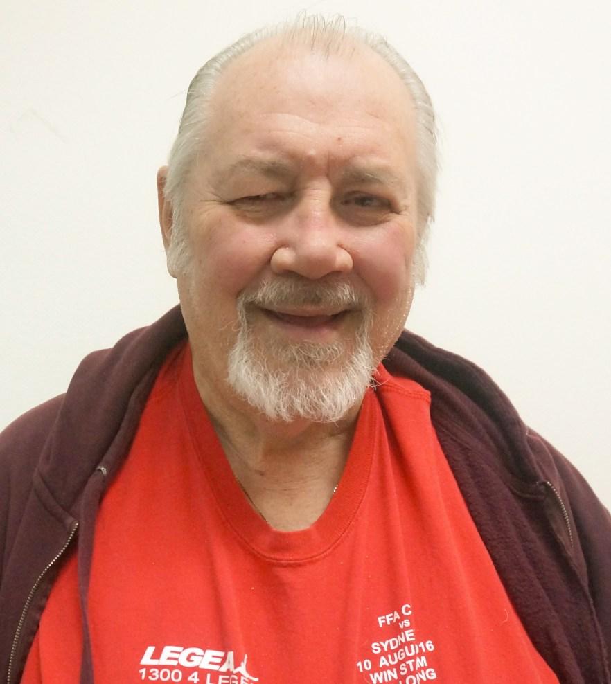 Steve Caskey Portrait