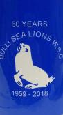 Sea Lions 60 Years Commemorative Mug