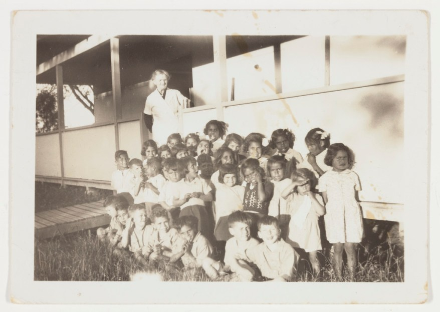 Children at Bomaderry Children's Home