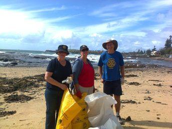 Clean Up Australia Day - North Beach