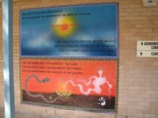 Mural - Bellambi Public School