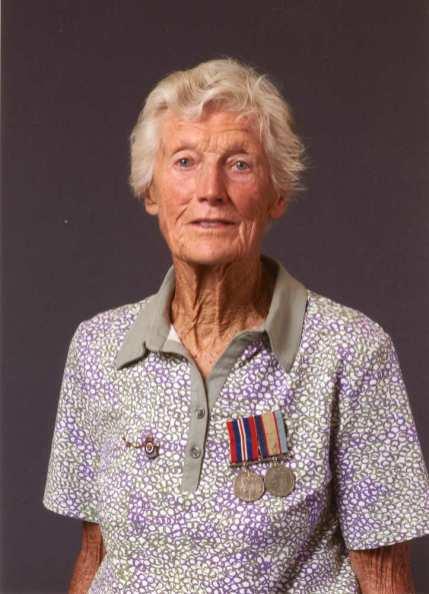 P32193 - Carol North at 93 in 2015