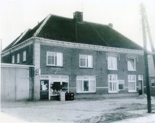 Albert's home in the Netherlands had previously been a school