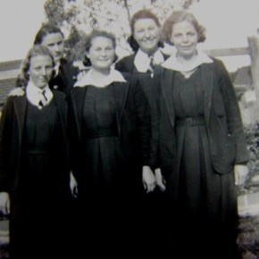 1935 - Rona (Middle)at St George High School
