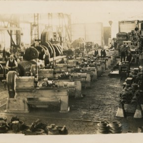 1945 - Shell lathes made at Australian Iron & Steel - P13201