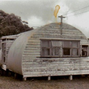 1950 to1953 - First of 60+ Nissan Huts built for immigrants in Walker & Heathcote St's Helensburgh