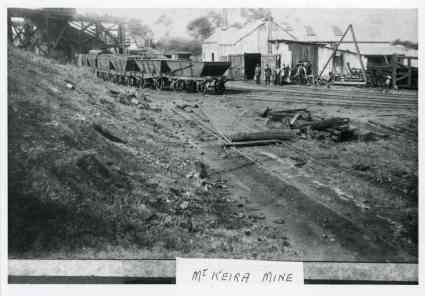 P26746 - Mount Keira Colliery.