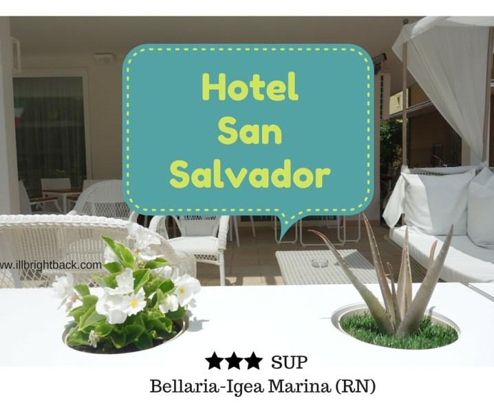 Hotel San Salvador (RN)…è una buona idea!