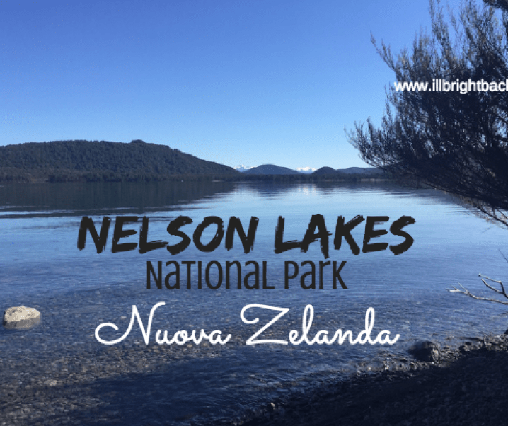 Nelson Lakes National Park: natura in Nuova Zelanda
