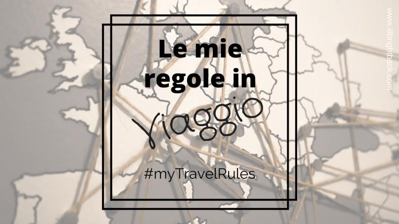 regole in viaggio