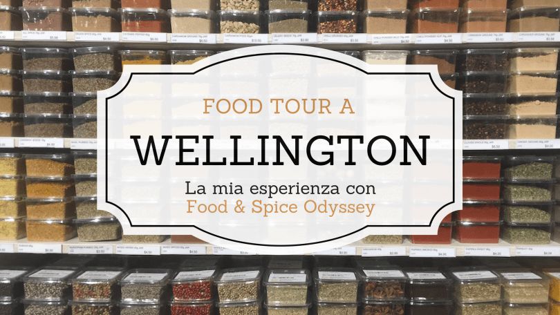 food tour a Wellington