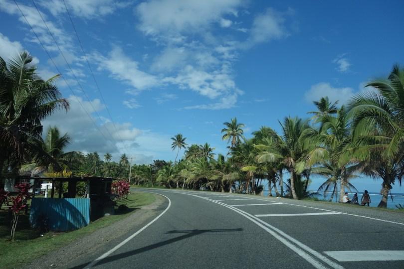 muoversi tra le Isole Fiji