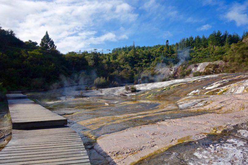 Parco geotermale di Orakei Korako