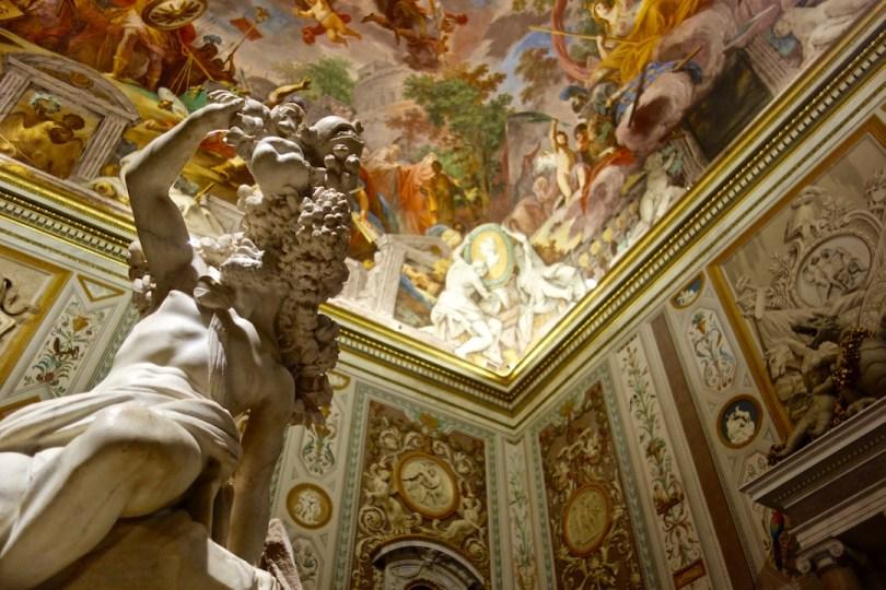 Galleria Borghese e Mostra del Bernini