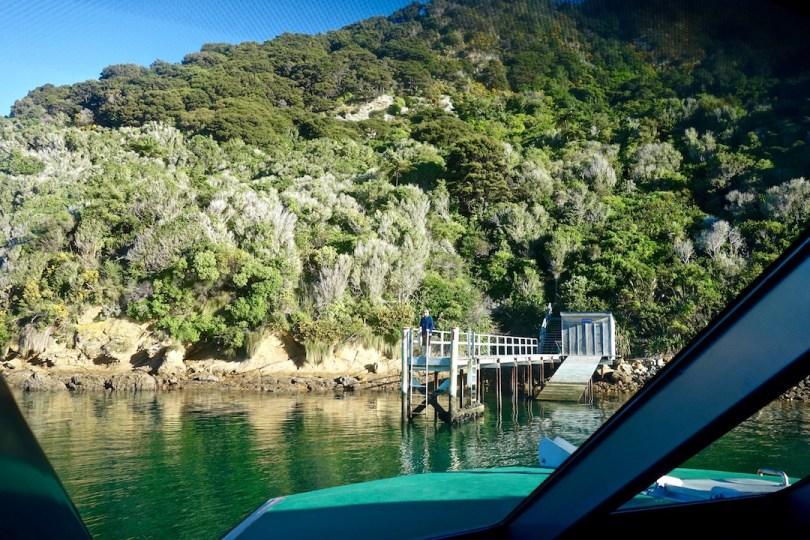 Beachcomber Mail Boat Cruise