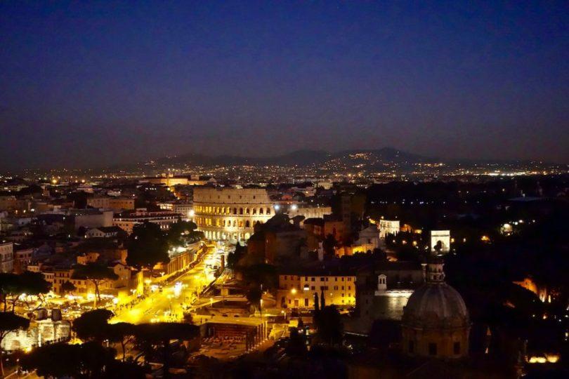 Ammirare Roma Dall Alto 10 Tra I Belvederi Più Belli Della