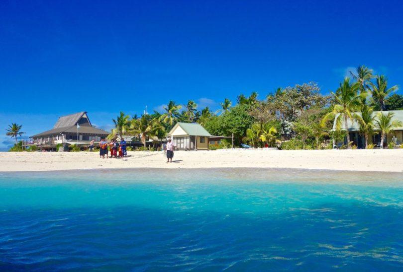 lingua delle Isole Fiji